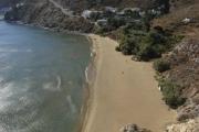 Ανάφη, Παραλίες