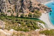 Φαράγγι του Κουρταλιώτη - Φοινικόδασος Πρέβελης