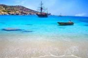 Παραλίες στην Ίο