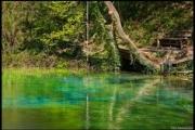 Σμαραγδένια λίμνη - Σκρα, Κιλκίς