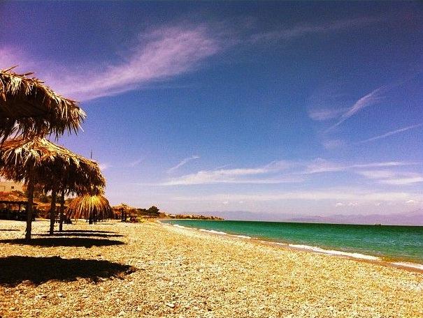 Παραλία Κιάτο, Κορινθία
